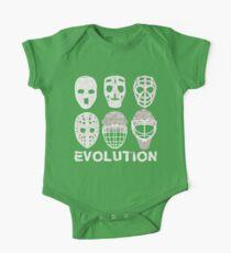Hockey Goalie Mask Evolution One Piece - Short Sleeve