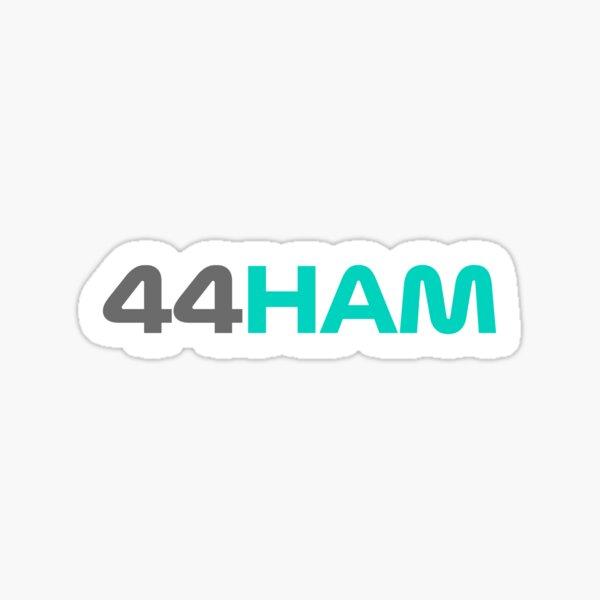 44 jambon Sticker