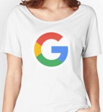 Google G Women's Relaxed Fit T-Shirt