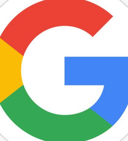 Google G Sticker