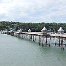 Bangor Pier by CreativeEm