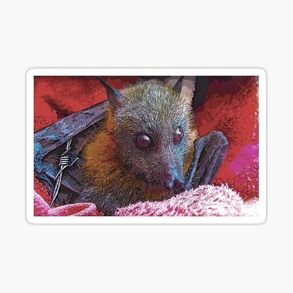 Batzilla - Unnecessary Suffering of Innocents  Sticker