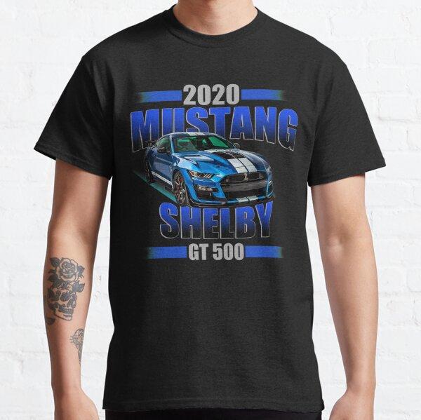2020 Shelby GT 500 T-shirt classique
