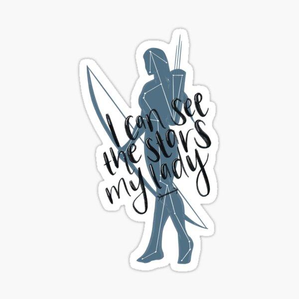 Huntress of Artemis Sticker