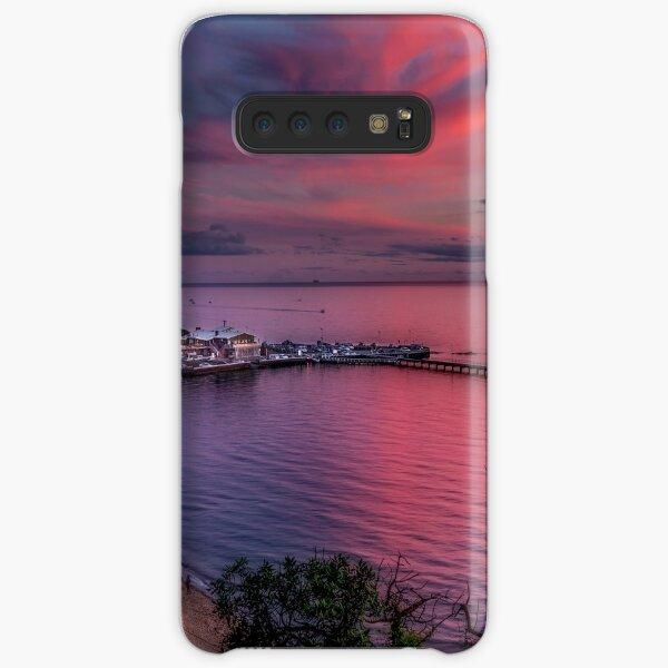 Half Moon Bay Samsung Galaxy Snap Case