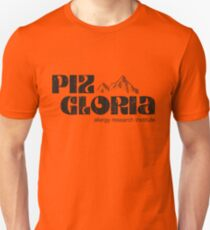 Piz Gloria - allergy research institute (worn look) T-Shirt