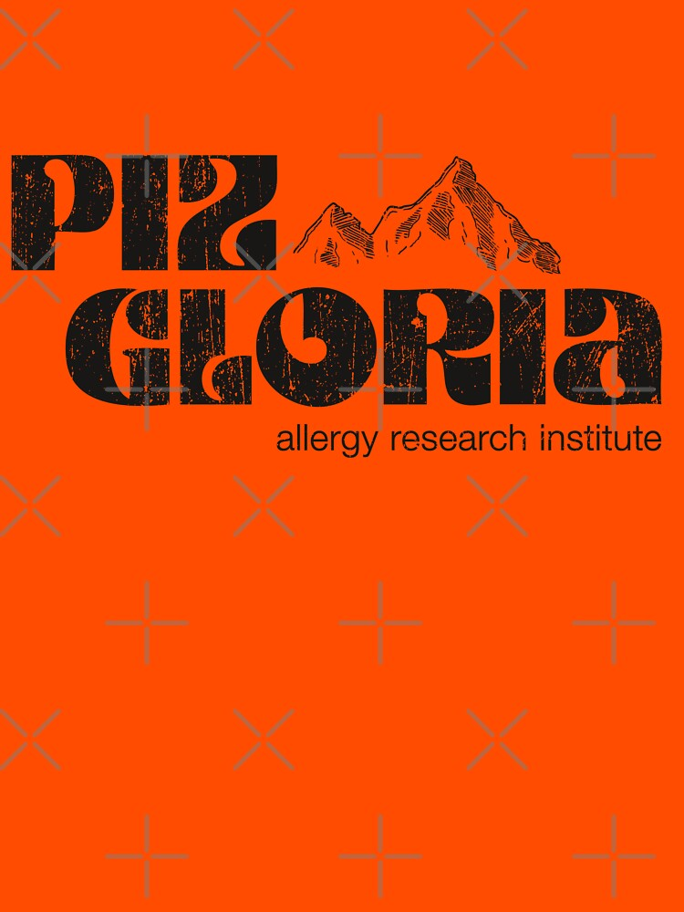 Piz Gloria - allergy research institute (worn look) by KRDesign