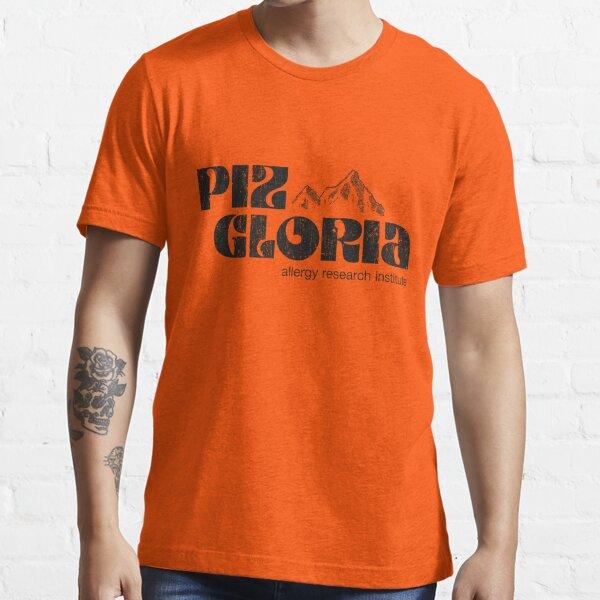 Piz Gloria - institut de recherche sur les allergies (look usé) T-shirt essentiel