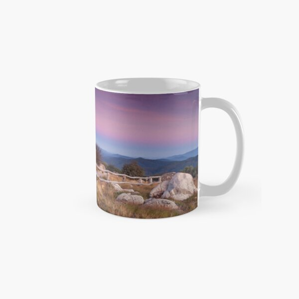 Sunrise at Craigs Hut Classic Mug