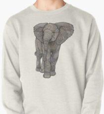 Adolescelephant Pullover Sweatshirt