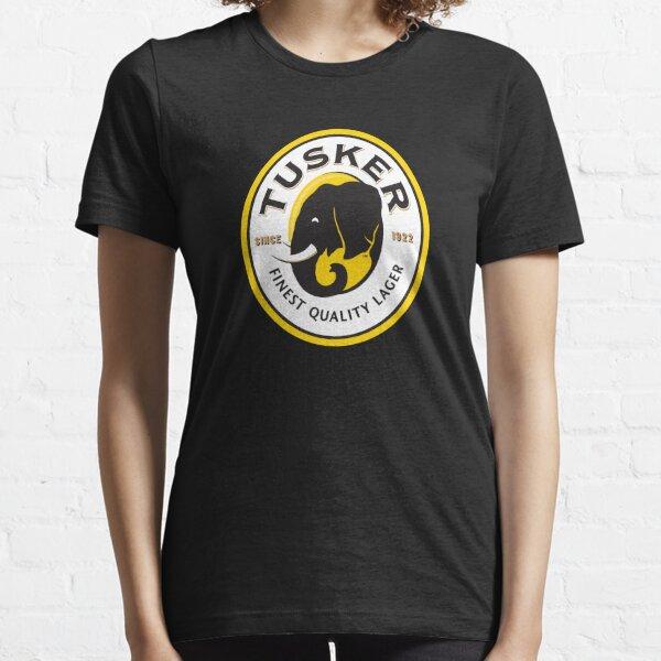 BEST SELLER Tusker Lager Logo Merchandise Essential T-Shirt