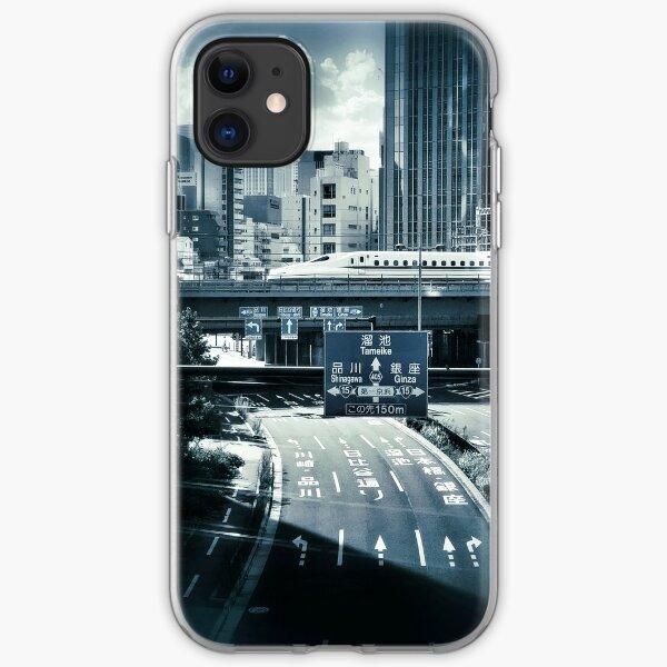 Shinkansen iPhone Soft Case