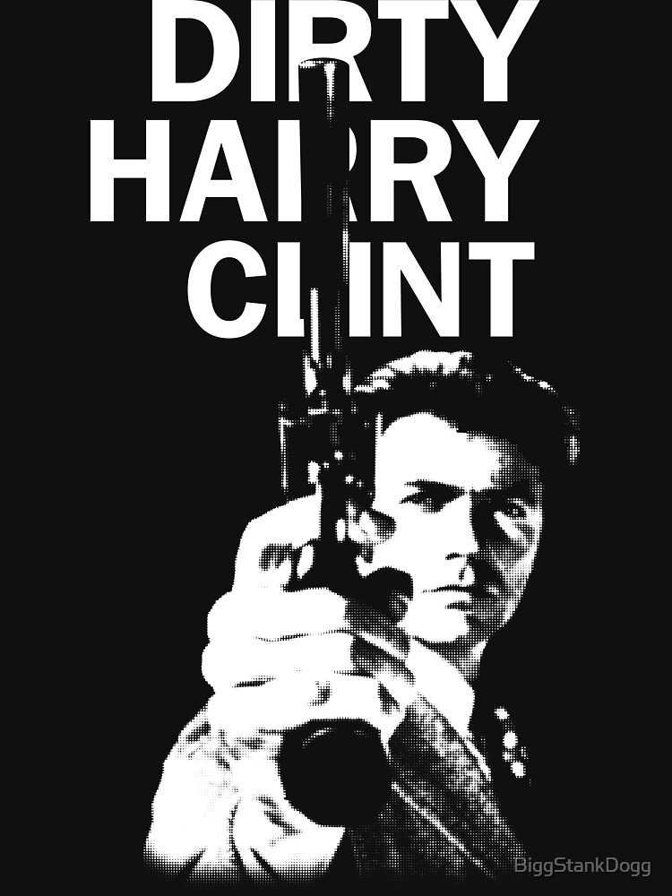 Dirty Harry Clint | Unisex T-Shirt