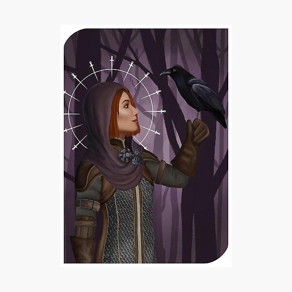 Leliana - Sister Nightingale Photographic Print
