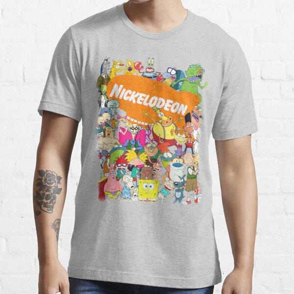 90s Nick Toons Galore! Essential T-Shirt