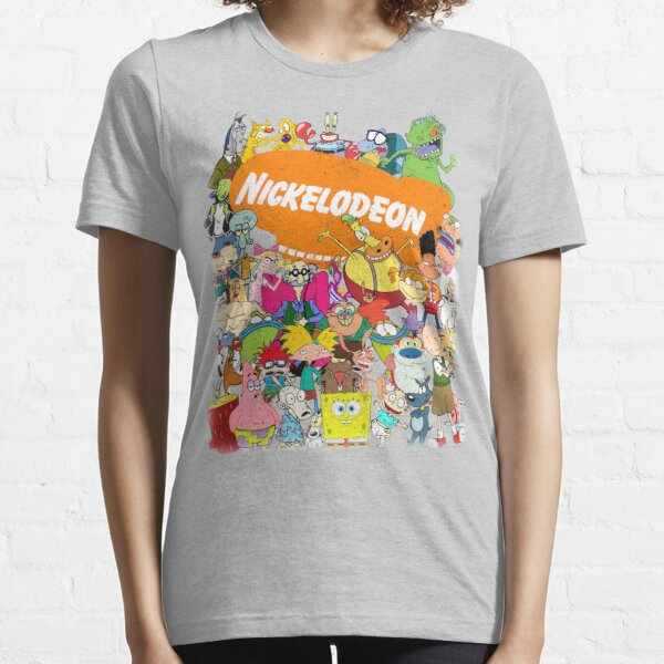 90er Nick Toons in Hülle und Fülle! Essential T-Shirt