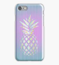 Pink pineapple fruit - Hawaii style phone case  iPhone Case/Skin
