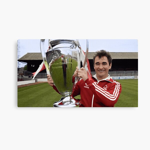 NFFC Nottingham Forest League Cup Winners 1989Canvas Print Photo5 Sizes