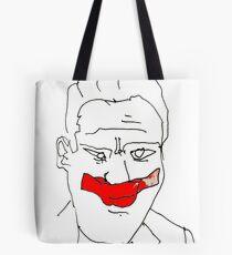 Red Nose Tote Bag