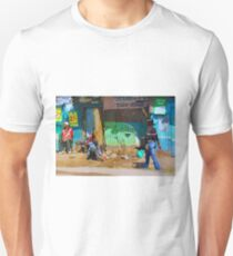 SLUM TV - Video Show, Nairobi - KENYA Unisex T-Shirt
