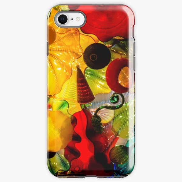 Chihuly Glass Garden iPhone Tough Case