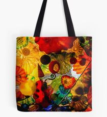 Chihuly Glass Garden Tote Bag