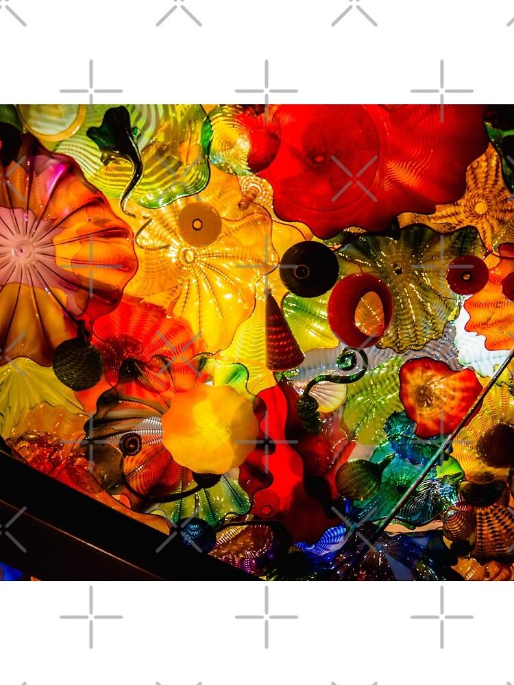 Chihuly Glass Garden by xheykelseyyy