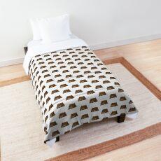 *Happy Raccoon Noises* New and Improved! Comforter