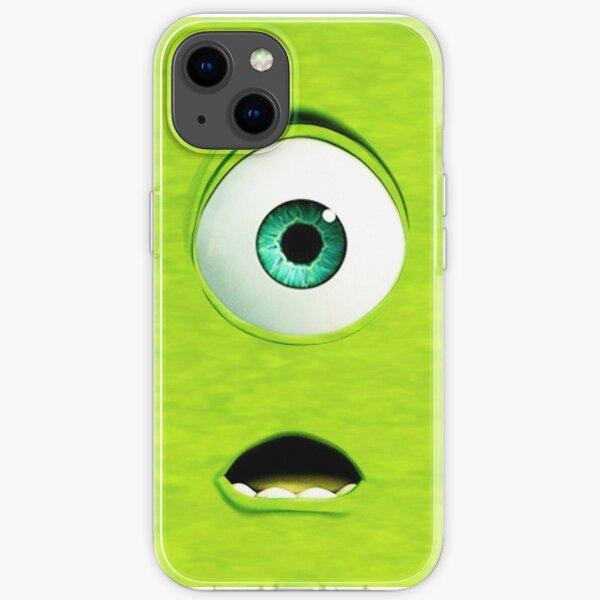 Monster Inc Mike Funda blanda para iPhone