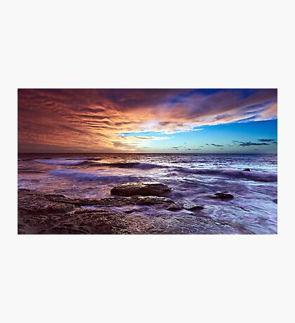 Colour of Dawn Photographic Print