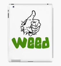 I Love Weed iPad Case/Skin