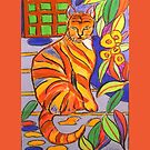 The Marmalade Cat by Virginia McGowan