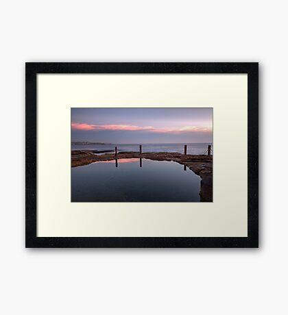 Morning Clarity Framed Print