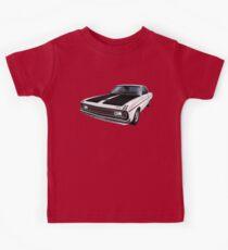 Chrysler Valiant VG Pacer Coupe - White Kids Tee