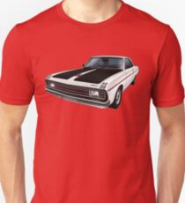 Chrysler Valiant VG Pacer Coupe - White Unisex T-Shirt