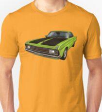 Chrysler Valiant VG Pacer Coupe - Green Go T-Shirt