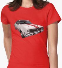 Australian Muscle Car - HT Monaro Women's Fitted T-Shirt