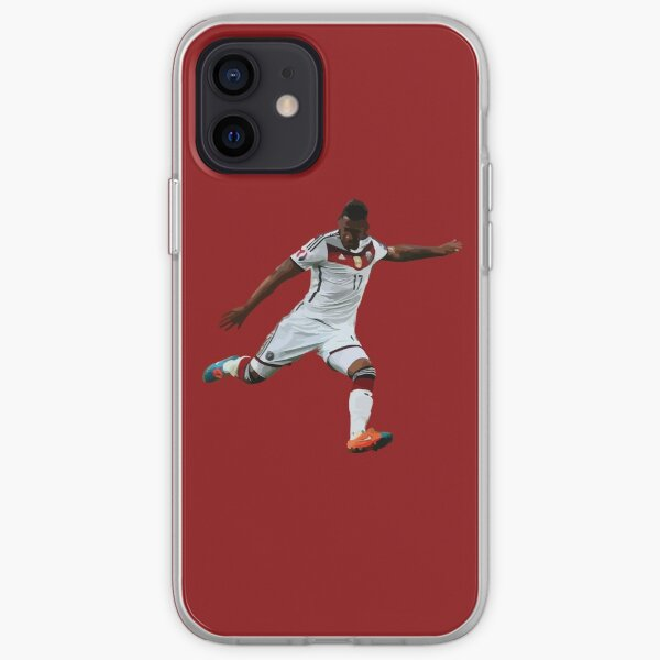 Jerome Boateng  iPhone Soft Case