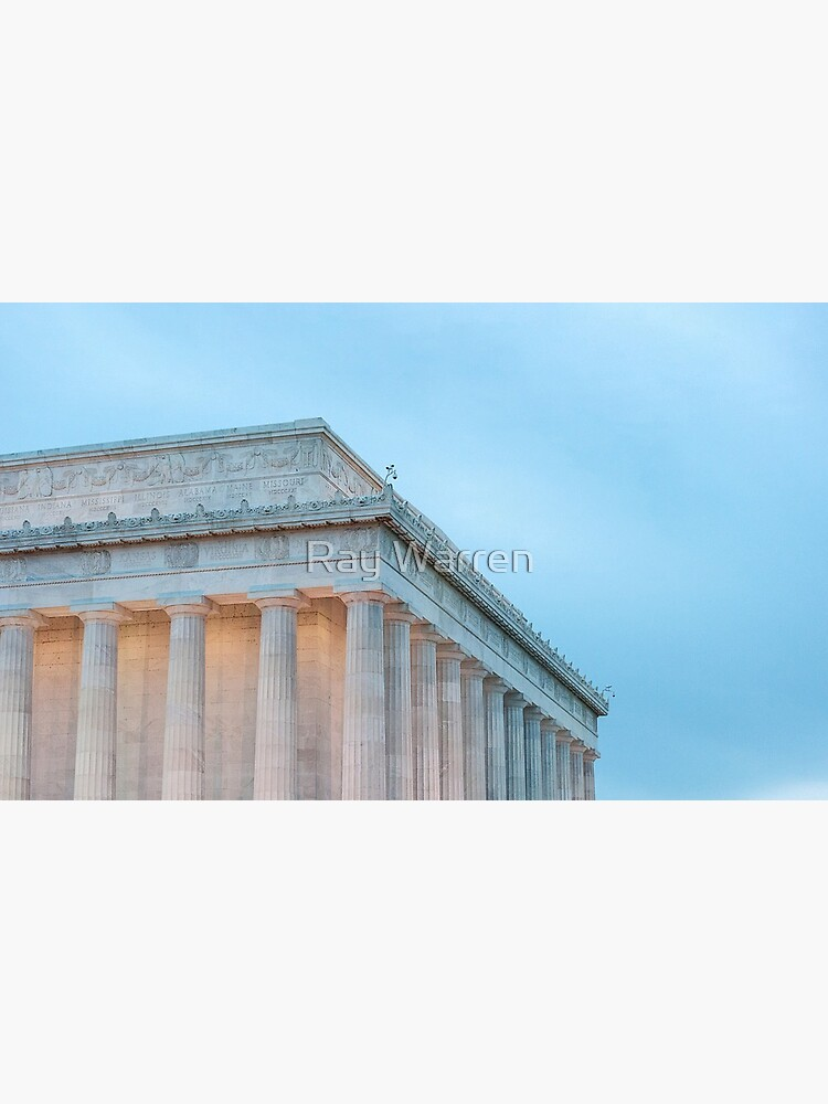Lincoln Memorial II by RayW