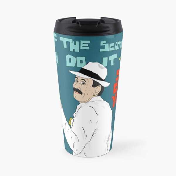If The Scatman Can Do It...So Can You Travel Mug