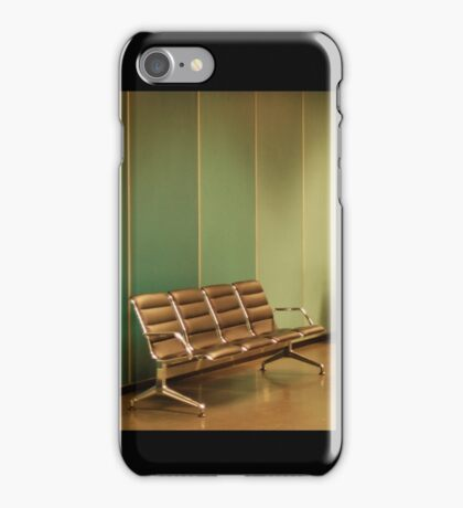 i waited and waited for you iPhone Case/Skin