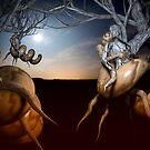 Stagnant Dreams by Danilo Lejardi
