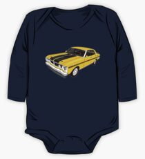 Ford Falcon XY GT - Yellow One Piece - Long Sleeve