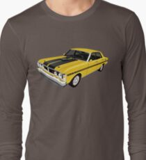 Ford Falcon XY GT - Yellow Long Sleeve T-Shirt