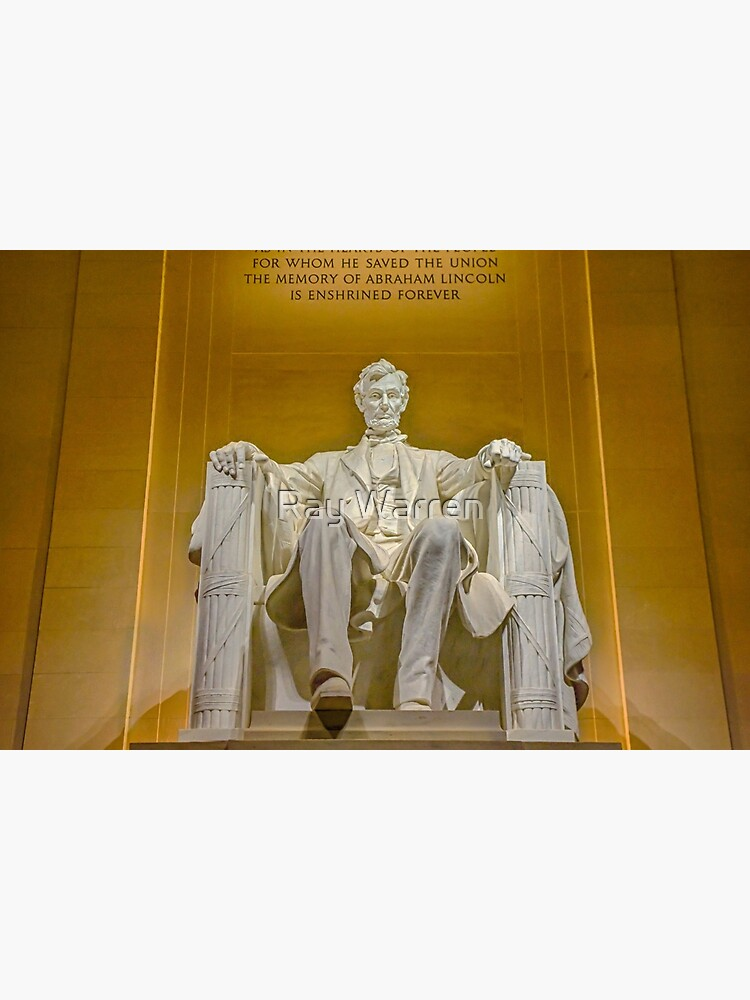 Abraham Lincoln Memorial by RayW