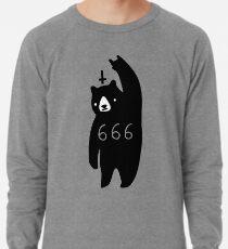 Schwarzbär Metall Leichter Pullover