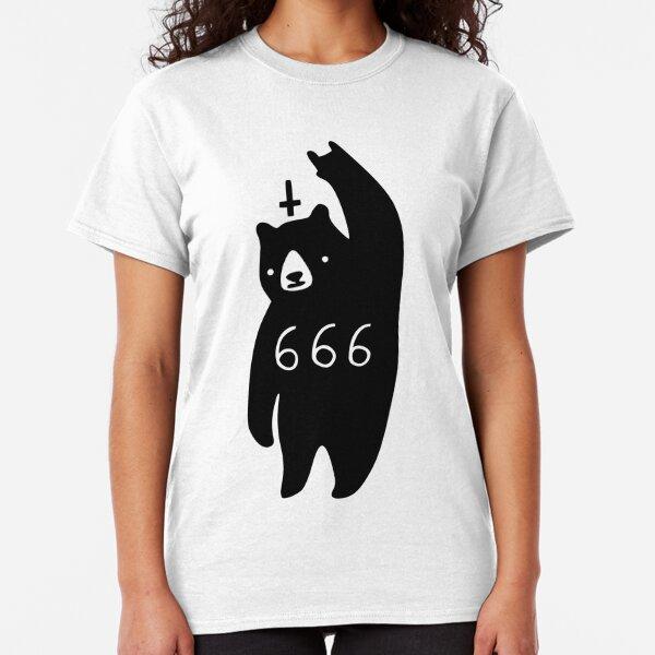 Black Bear Metal Classic T-Shirt