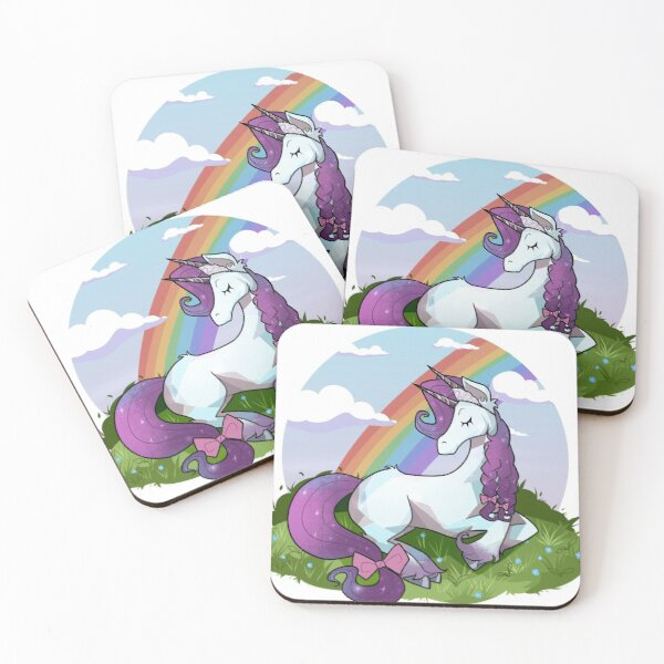 Borderlands 2 Buttstallion  Coasters (Set of 4)