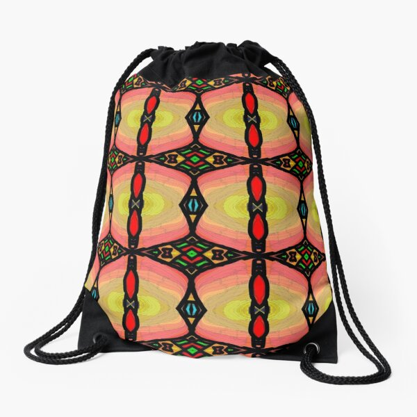 Pattern for the City Drawstring Bag
