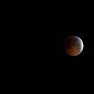So Close... Lunar Eclipse and Winter Solstice - 2010 by Jonathan Bartlett